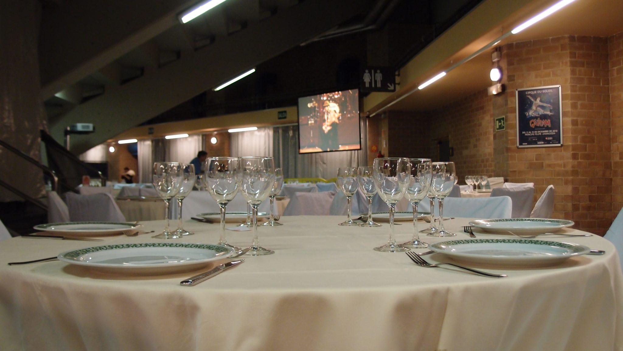 EID Servicio Catering Zaragoza